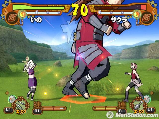 naruto: narutimate accel 2 Naruto13