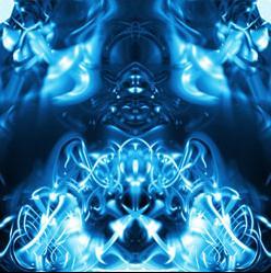 28/02 Efeito abstrato azul - Photoshop 0610