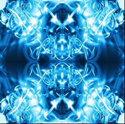 28/02 Efeito abstrato azul - Photoshop 0710