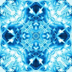 28/02 Efeito abstrato azul - Photoshop 0810