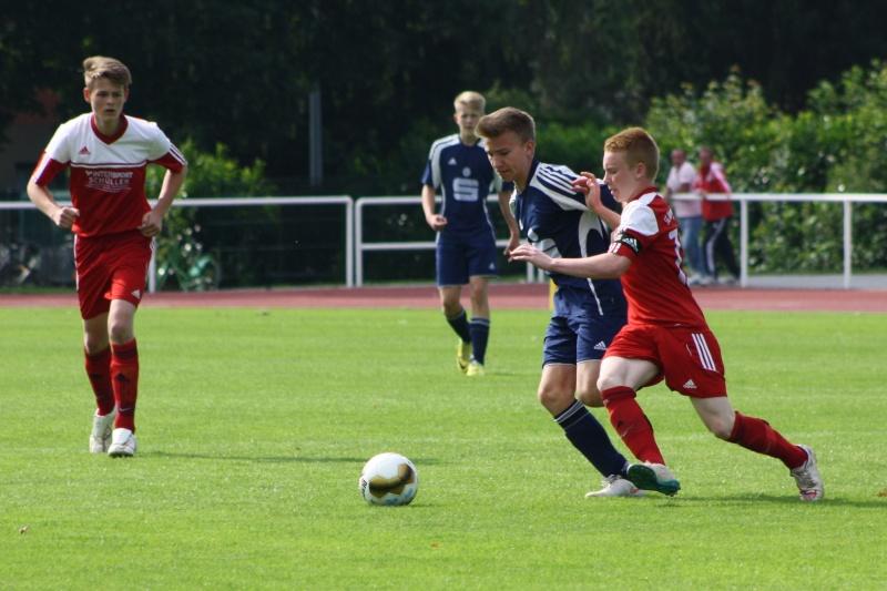 1.Spiel Bez.liga-Relegation: BaWa - Ahrweiler BC 3:1 (0:0) Img_5616