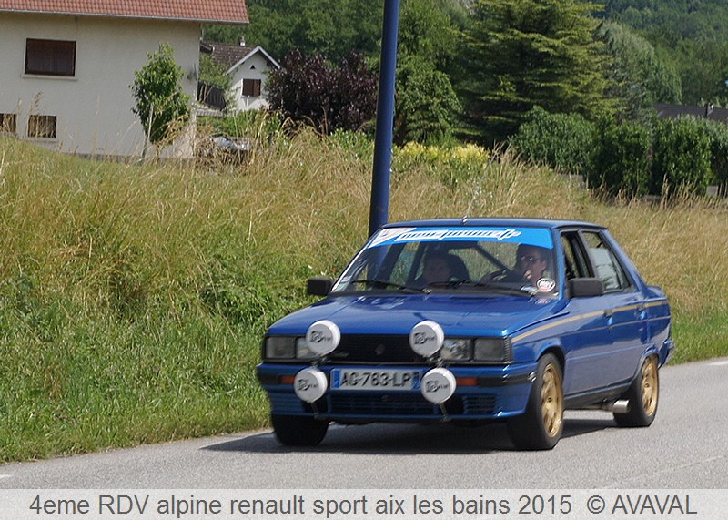 [73] 13/14 juin 2015 3eme rassemblement alpine renault sport 1612