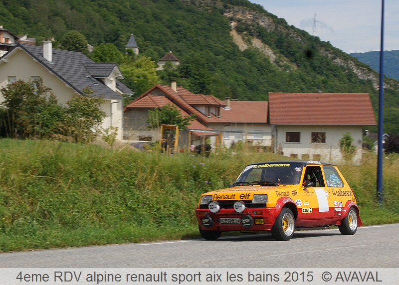[73] 13/14 juin 2015 3eme rassemblement alpine renault sport - Page 4 6011