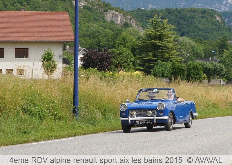 [73] 13/14 juin 2015 3eme rassemblement alpine renault sport - Page 4 6911