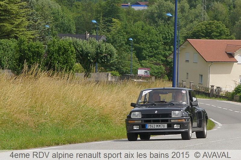 [73] 13/14 juin 2015 3eme rassemblement alpine renault sport - Page 4 7011