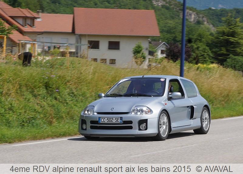 [73] 13/14 juin 2015 3eme rassemblement alpine renault sport 912