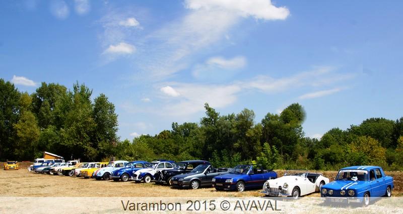 [01] 19/06/2015 3eme rassemblement de Varambon Dsc04710