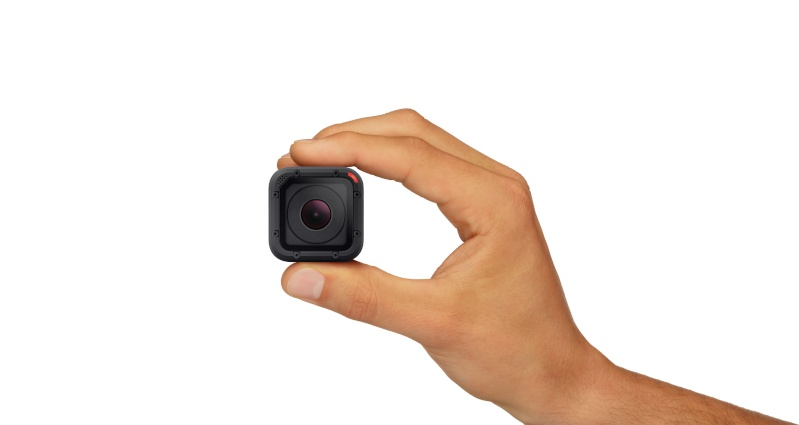 [NEW] Gopro HERO4 Session - So small. So stoked. ultra compacte!  Chdhs-11