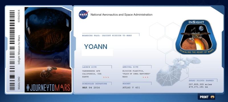 Envoyez votre nom sur Mars à bord de InSight Sans_t20