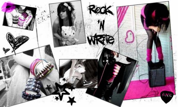 Rock'n Write