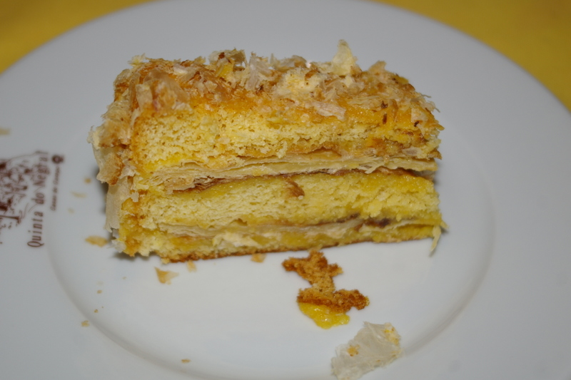 massa folhada com creme de ovos Bolo_f12