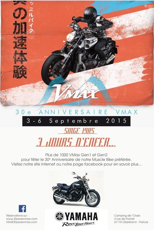 Vmax club de France Poster11