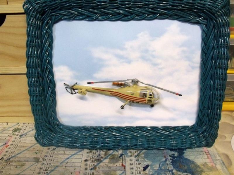Tableau en 3D Alouette III Heller au 1/100 Tab_3d19