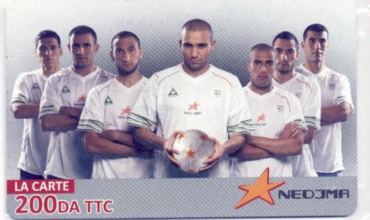 Nedjema : Equipe nationale Djebbo10