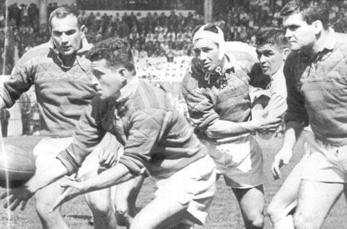 Jean Prat, ''Monsieur Rugby'' Hist_l14