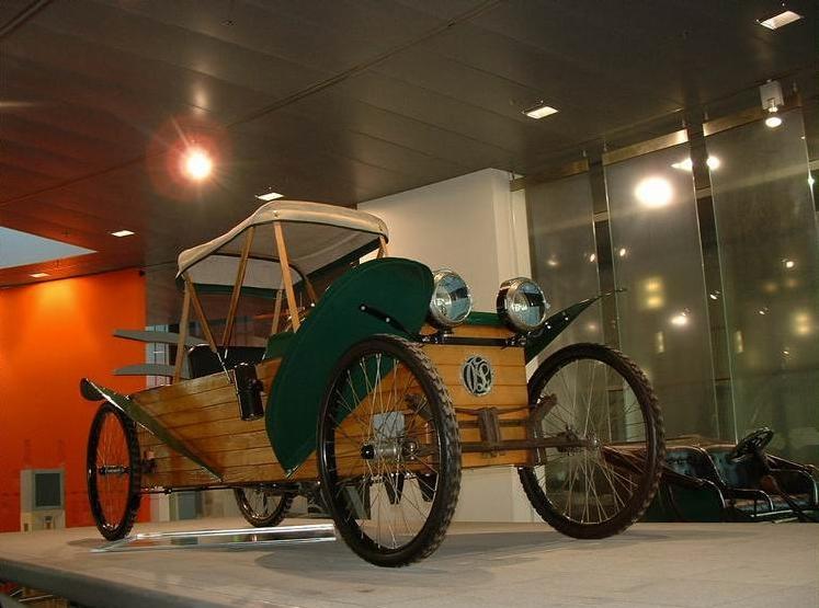 Cyclecar DKW Cyclec21