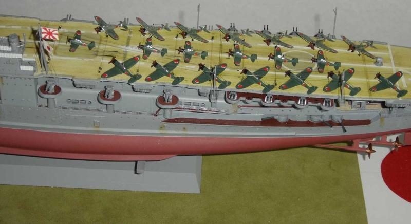 Position des avions sur P.A IJN Dsc01610