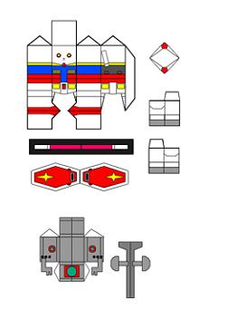 Skins I collected through multiple threads Gundam10