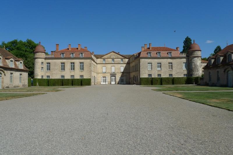 Le château de Parentignat, famille de Lastic P1170026