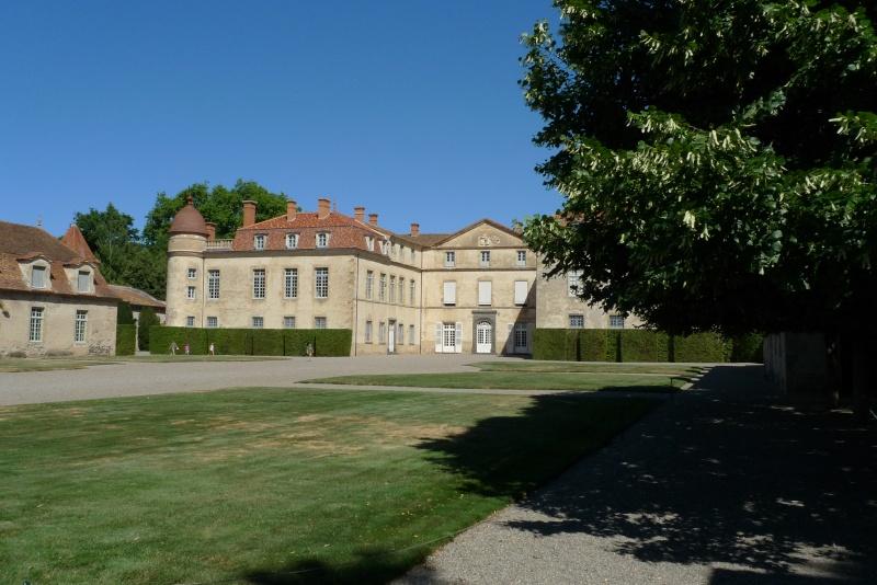 Le château de Parentignat, famille de Lastic P1170027