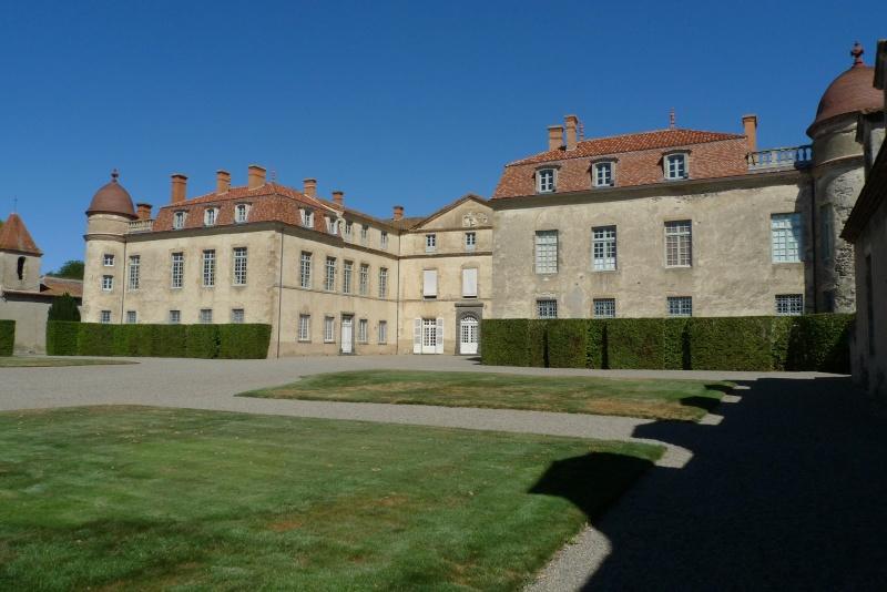 Le château de Parentignat, famille de Lastic P1170028