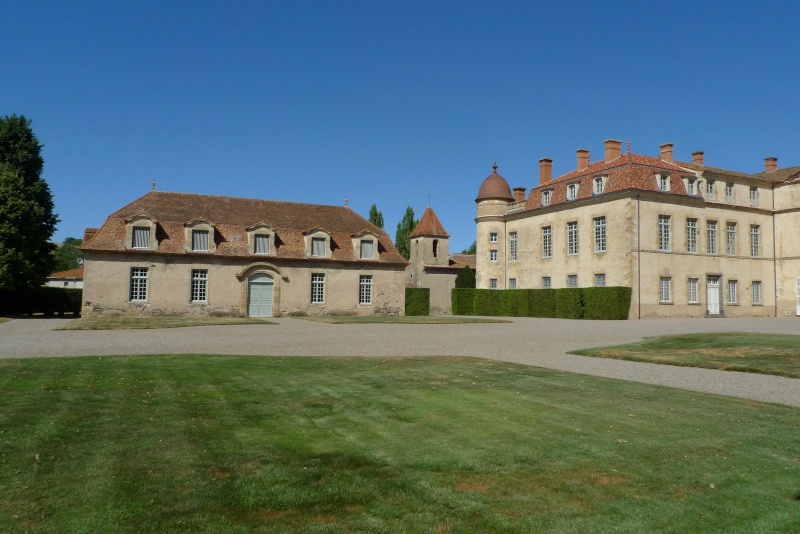 Le château de Parentignat, famille de Lastic P1170029