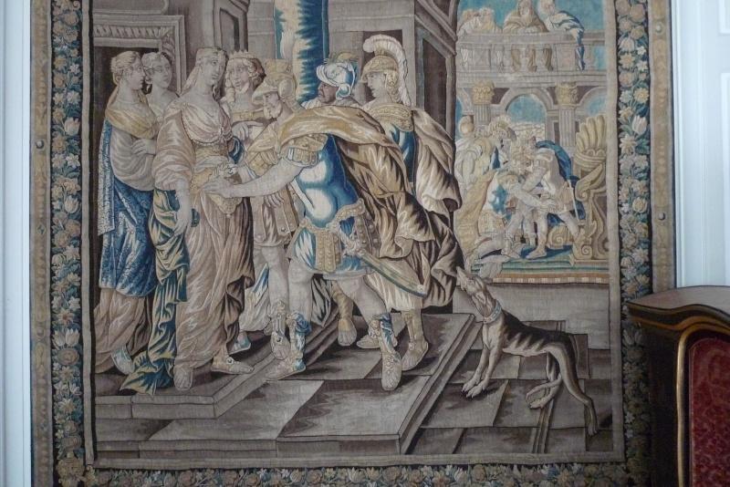 Le château de Parentignat, famille de Lastic P1170034