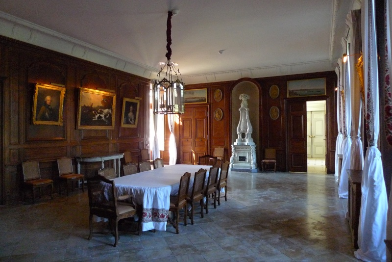 Le château de Parentignat, famille de Lastic P1170037