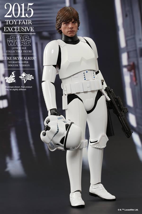 HOT TOYS - Star Wars - Luke Skywalker(Stormtrooper Disguise) 11215710