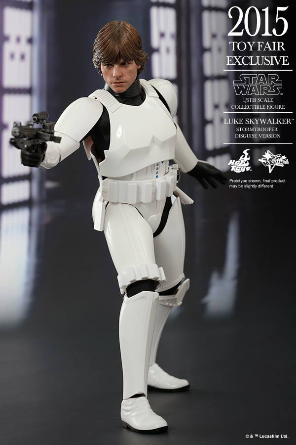 HOT TOYS - Star Wars - Luke Skywalker(Stormtrooper Disguise) 11667410