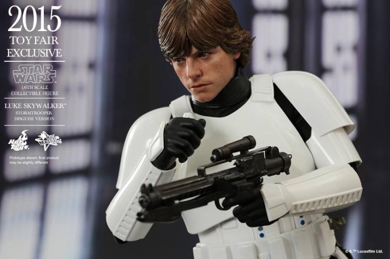 HOT TOYS - Star Wars - Luke Skywalker(Stormtrooper Disguise) 11707510