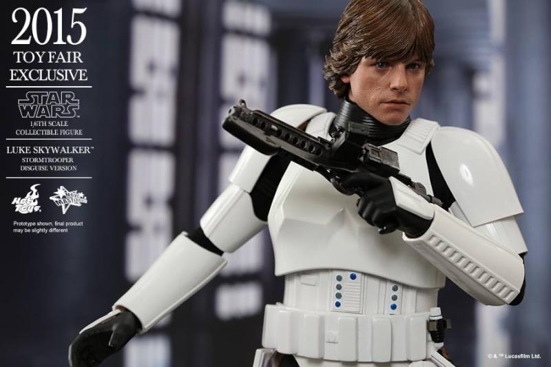HOT TOYS - Star Wars - Luke Skywalker(Stormtrooper Disguise) 11709510