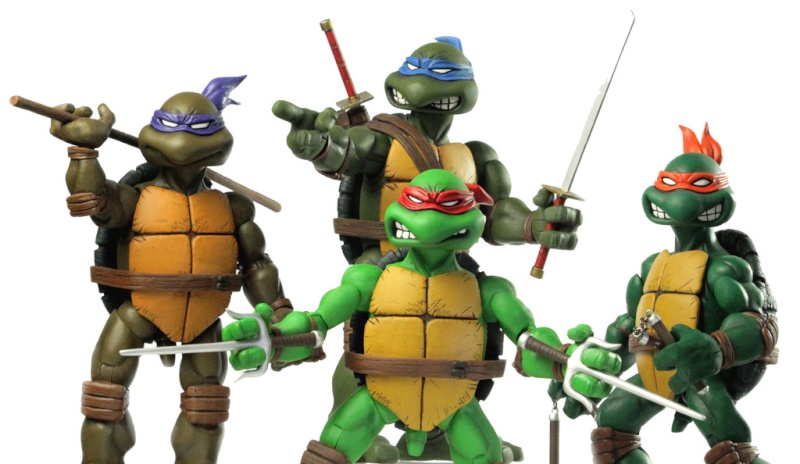 MONDO - TMNT - LEONARDO Turtle10