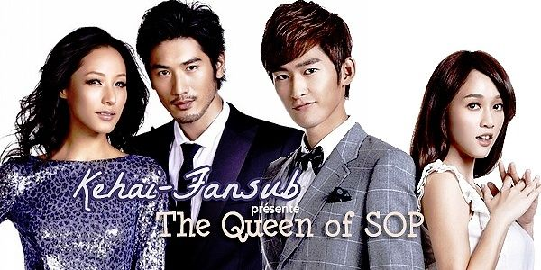 [ Projet TW/C-Drama ] The Queen of S.O.P. Theque12
