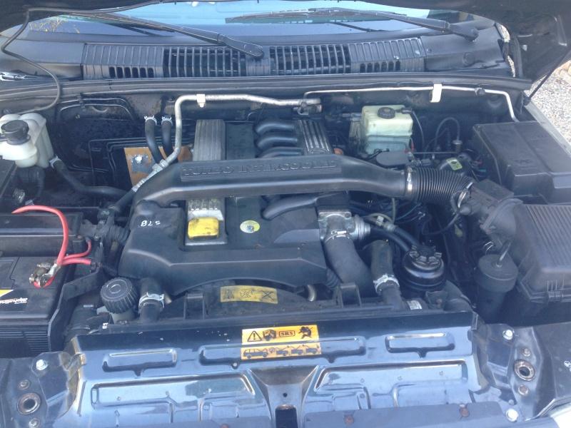 [Vds] Range rover 2L5 diesel du 09/1998 200000kms Img_1512