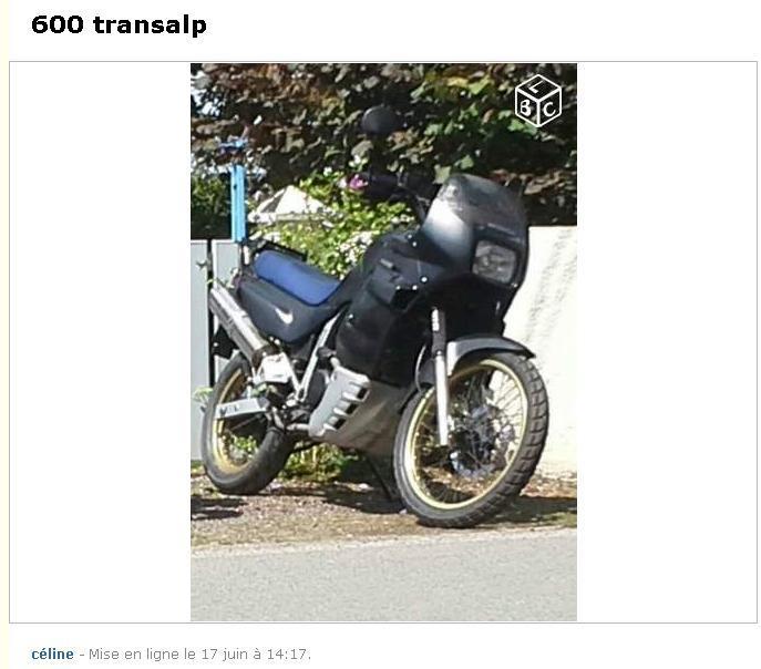 600 transalp de 87 avec 31000 km Transa10