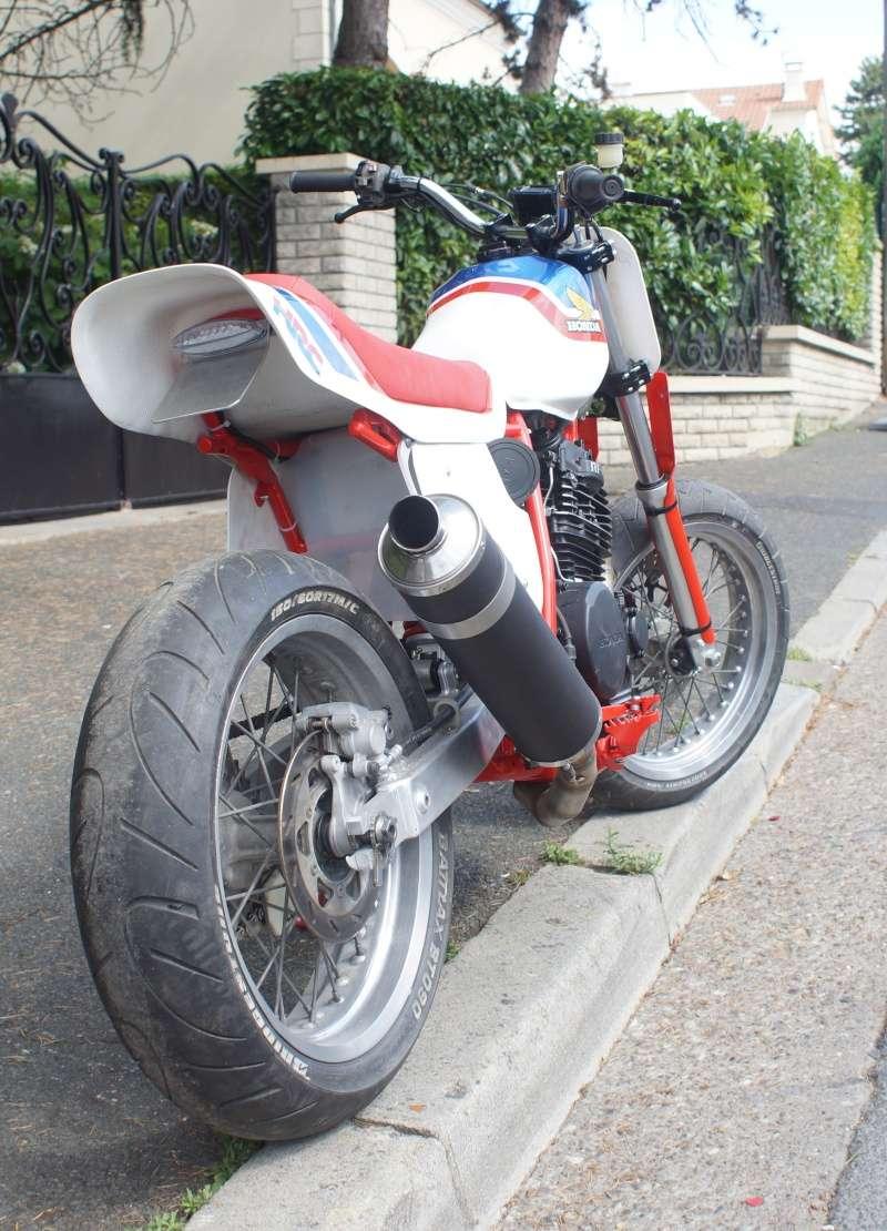Street tracker Honda 650 RS Dsc02312
