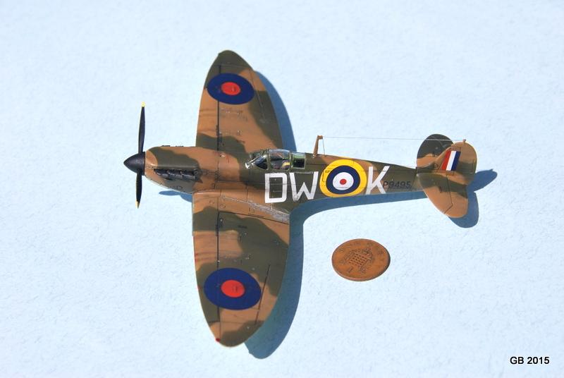 [Airfix] Spitfire MkIa Squadron 610 Dsc_4023