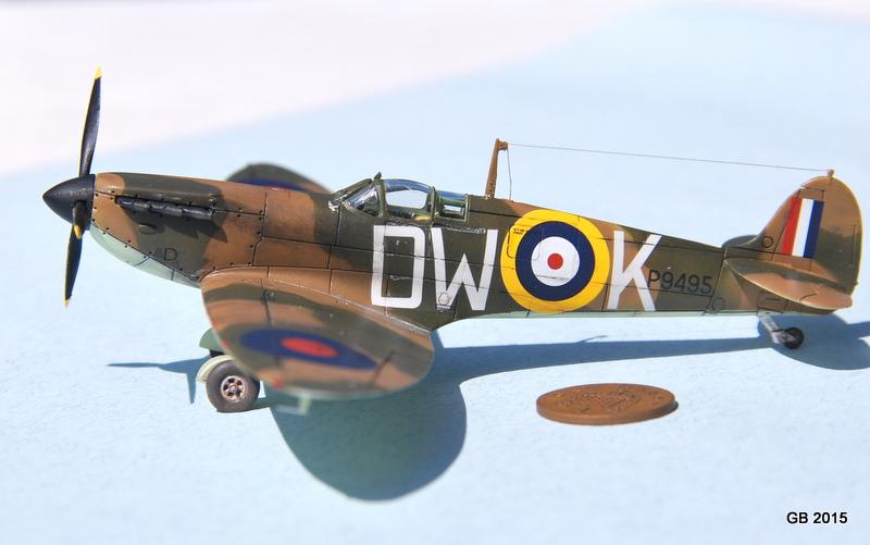 [Airfix] Spitfire MkIa Squadron 610 Dsc_4024