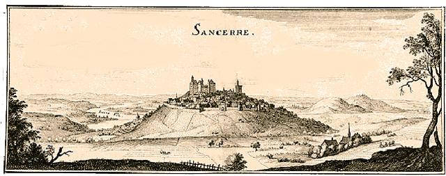 Sancerre : Un peu d'histoire et de géographie Album_10