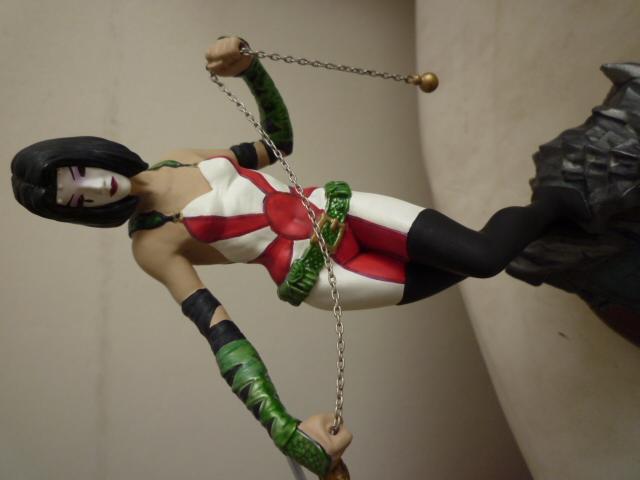 Kabuki cassée ...Kabuki reparé P1110310