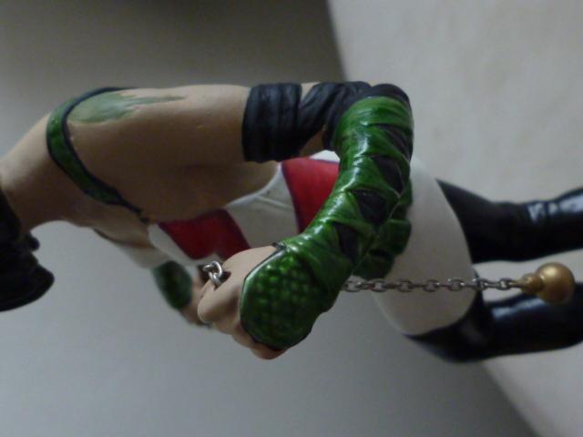 Kabuki cassée ...Kabuki reparé P1110411