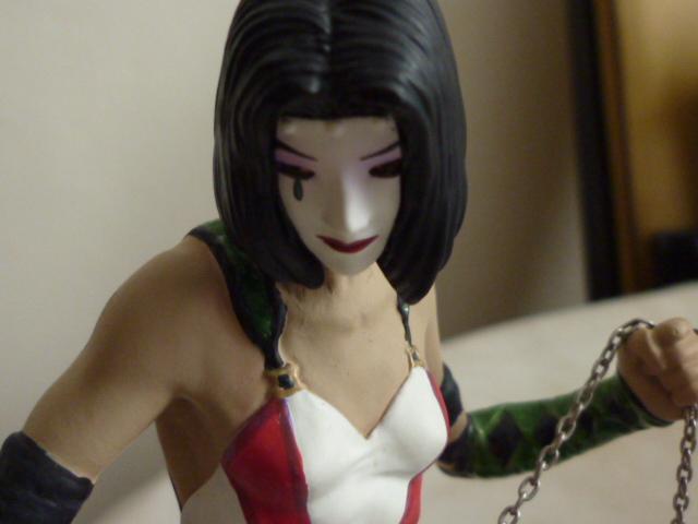 Kabuki cassée ...Kabuki reparé P1110412