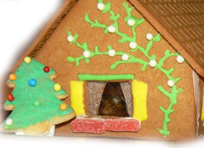 la maison de Hansel et Gretel Rosier10