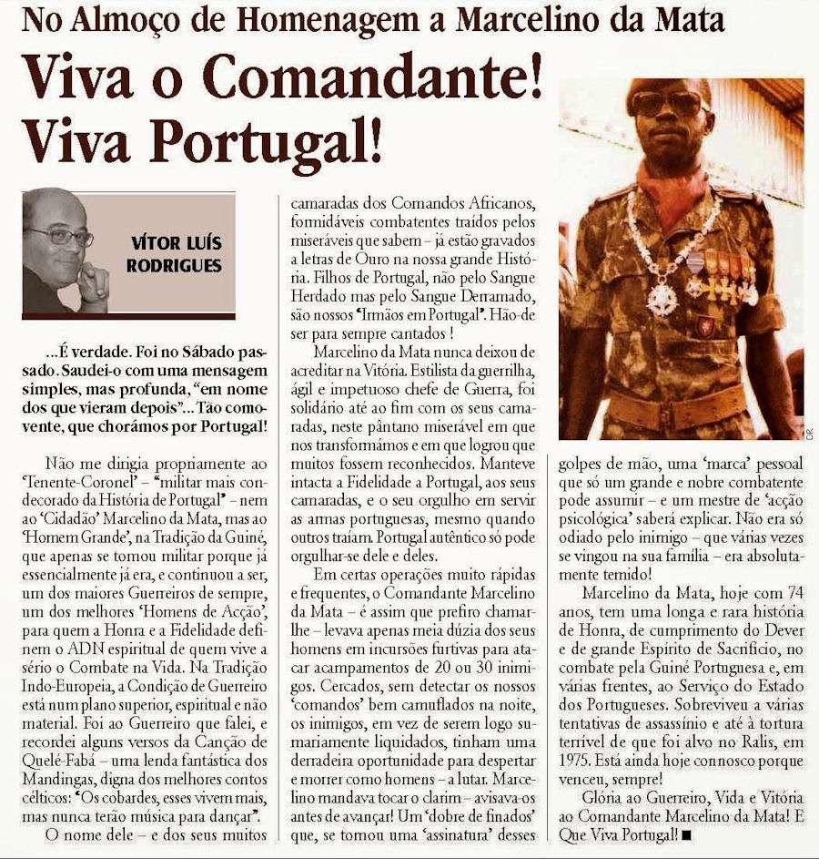 Marcelino da Mata – O dever de ajudar um Herói de Portugal Odiabo10