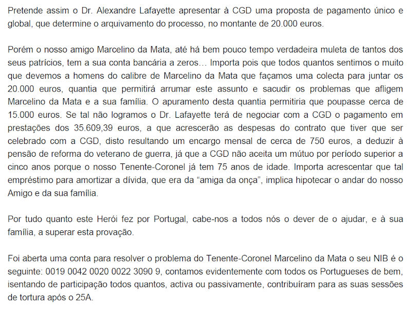 Marcelino da Mata – O dever de ajudar um Herói de Portugal Zzimag13