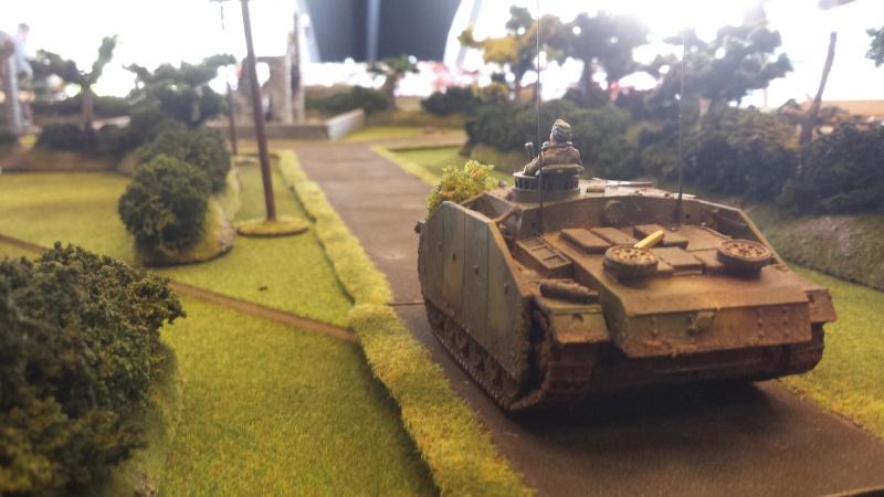 3ième et 4ième afterworks au Bastogne War Museum 20150723