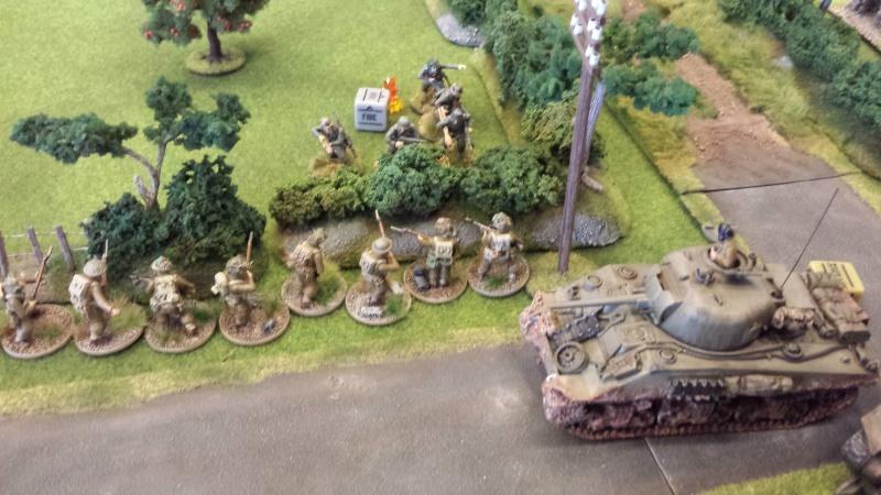 3ième et 4ième afterworks au Bastogne War Museum 20150725