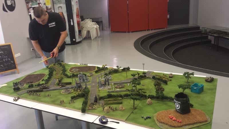 3ième et 4ième afterworks au Bastogne War Museum 20150727