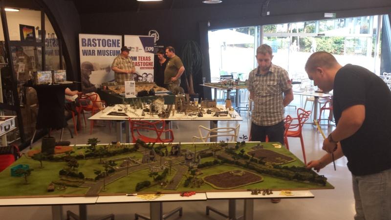 3ième et 4ième afterworks au Bastogne War Museum 20150728